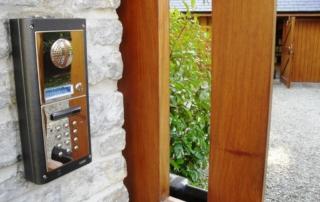 Intercom Gate System Dorset