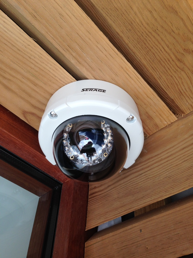 IP CCTV Camera Systems Somerset