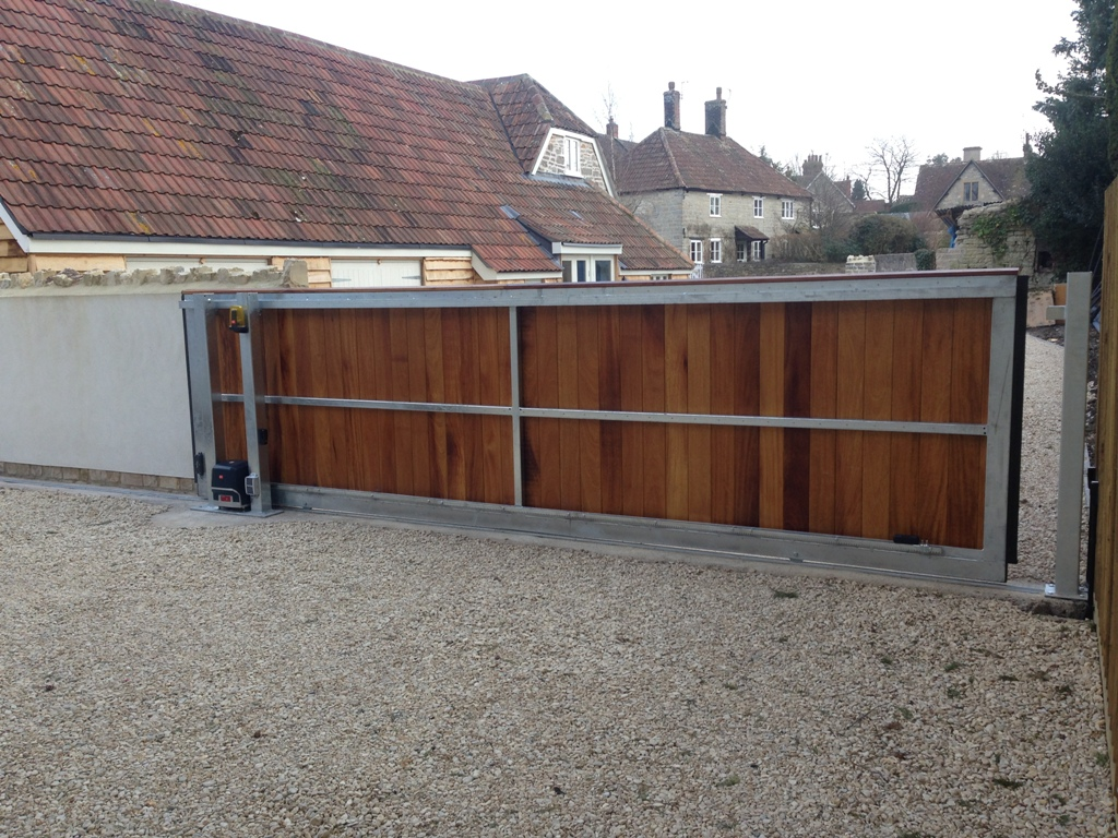 Sliding Gate Yeovil