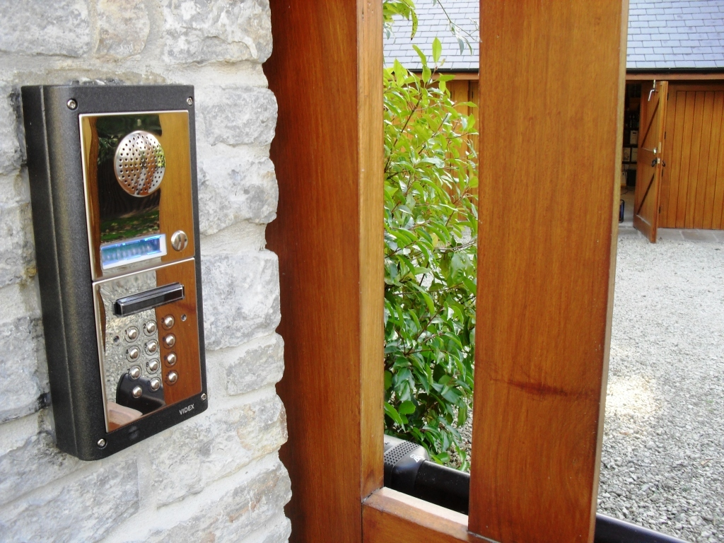 Gate Entry System Dorset