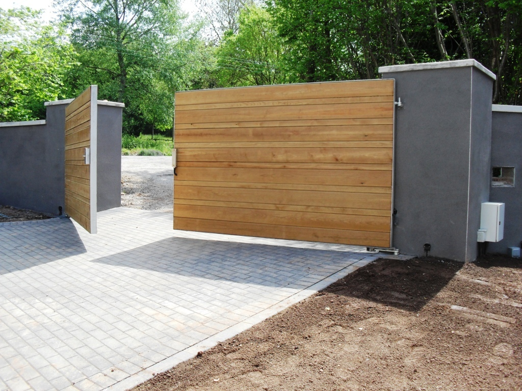 Automatic Entrance Gates Somerset