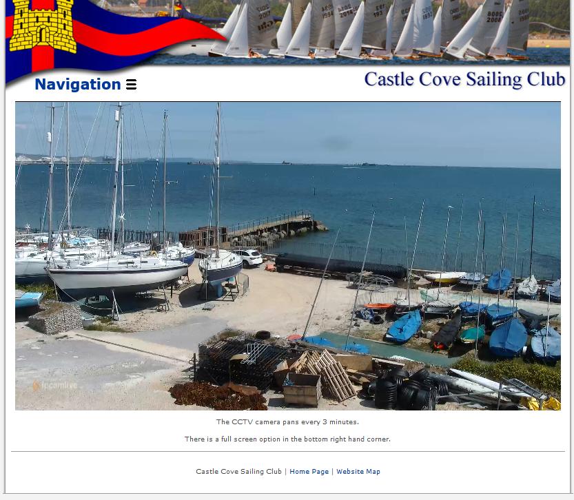 Weymouth Live Web Camera
