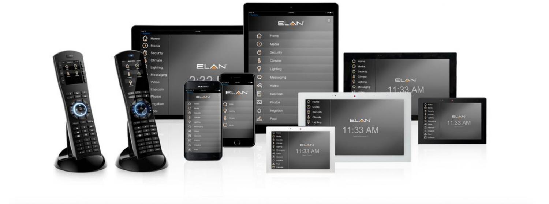 ELAN Control System